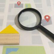 地図から店探しの図